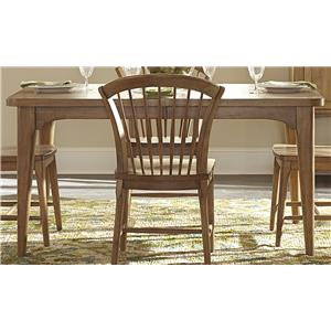 Vendor 5349 Candler Rectangular Dining Table