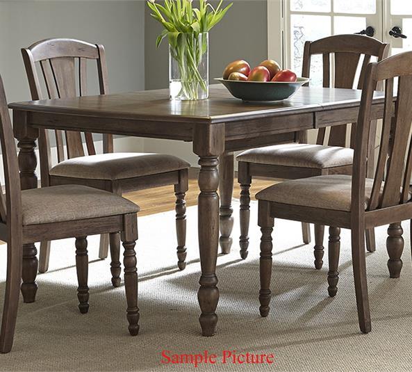 Liberty Furniture Candlewood Rectangular Leg Table - Item Number: 163-T4072