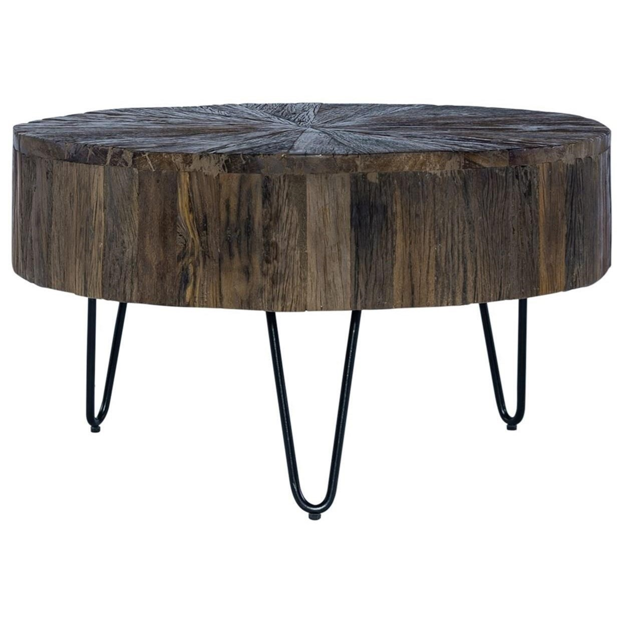 Canyon Accent Cocktail Table by Liberty Furniture at Northeast Factory Direct