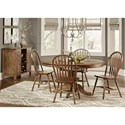 Liberty Furniture Carolina Crossing Casual Dining Room Group - Item Number: 186 Dining Room Group 1