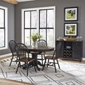Liberty Furniture Carolina Crossing Casual Dining Room Group - Item Number: 186B Dining Room Group 1