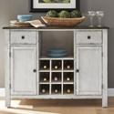 Liberty Furniture Carolina Crossing Dining Server - Item Number: 186W-SR4836