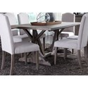 Liberty Furniture Carolina Lakes Trestle Table - Item Number: 140-T4272