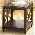 Liberty Furniture Caroline End Table - Item Number: 318-OT1020