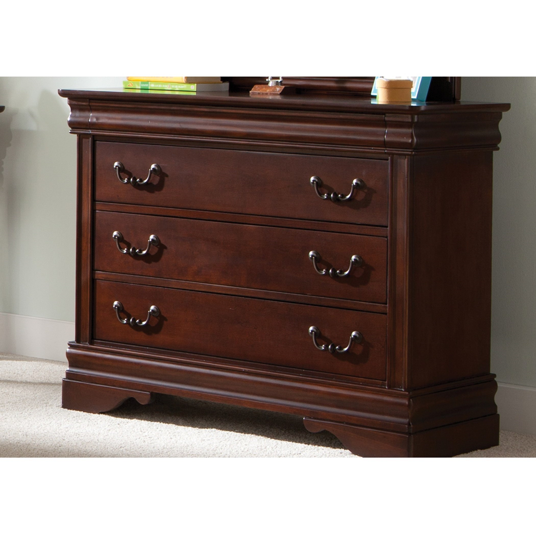 Youth Three Drawer Dresser