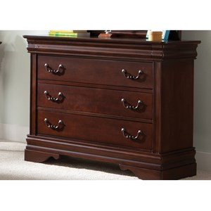 Vendor 5349 Carriage Court Youth Three Drawer Dresser
