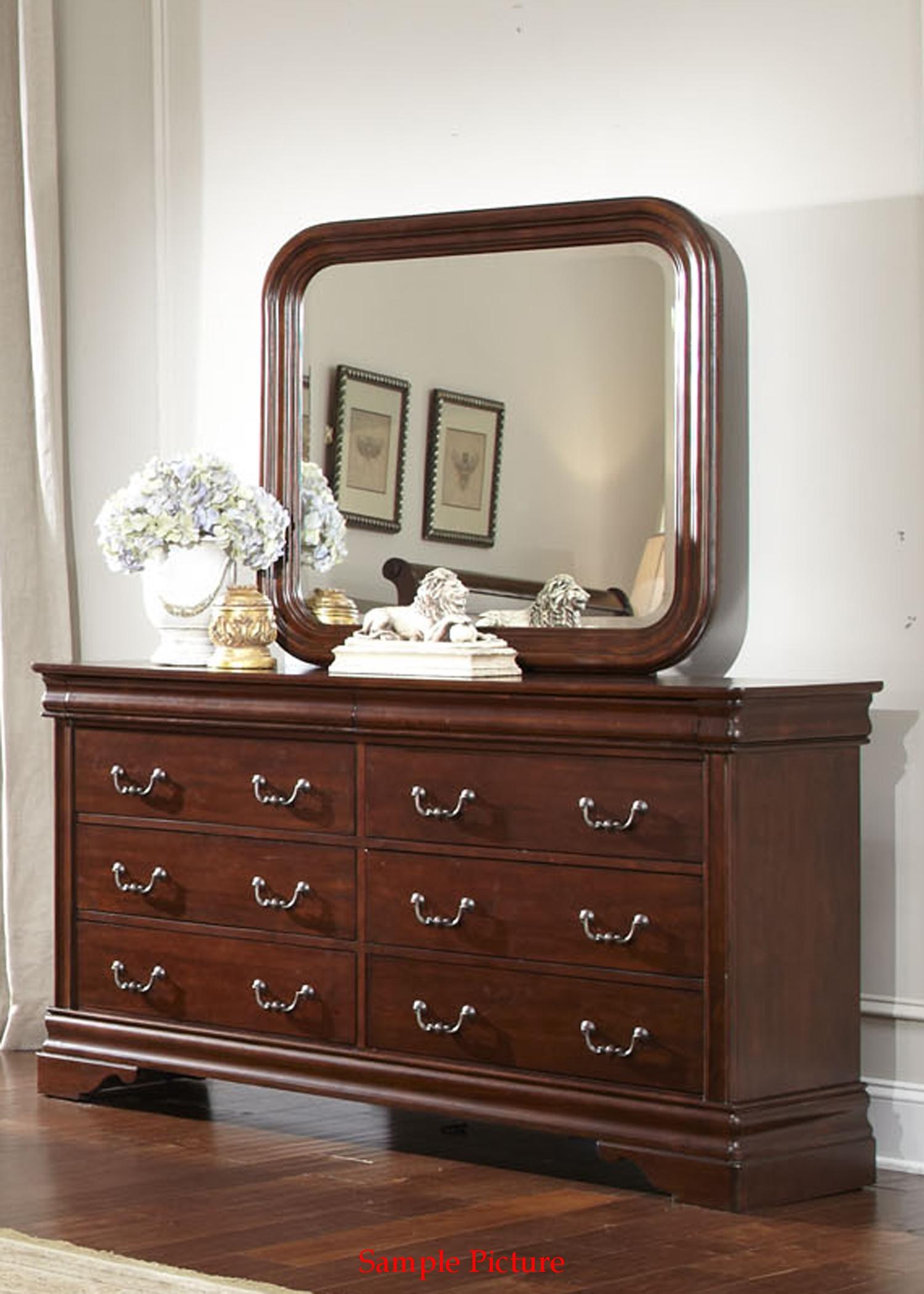 Liberty Furniture Carriage Court Chest - Item Number: 709-BR40