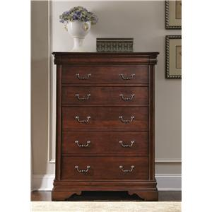 Vendor 5349 Carriage Court 6 Drawer Chest