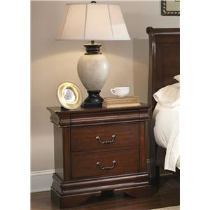 Liberty Furniture Carriage Court Night Stand