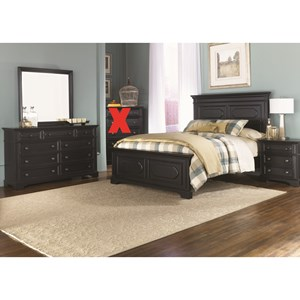 Liberty Furniture Carrington II Queen Bedroom Group
