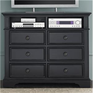 Liberty Furniture Carrington II Media Chest