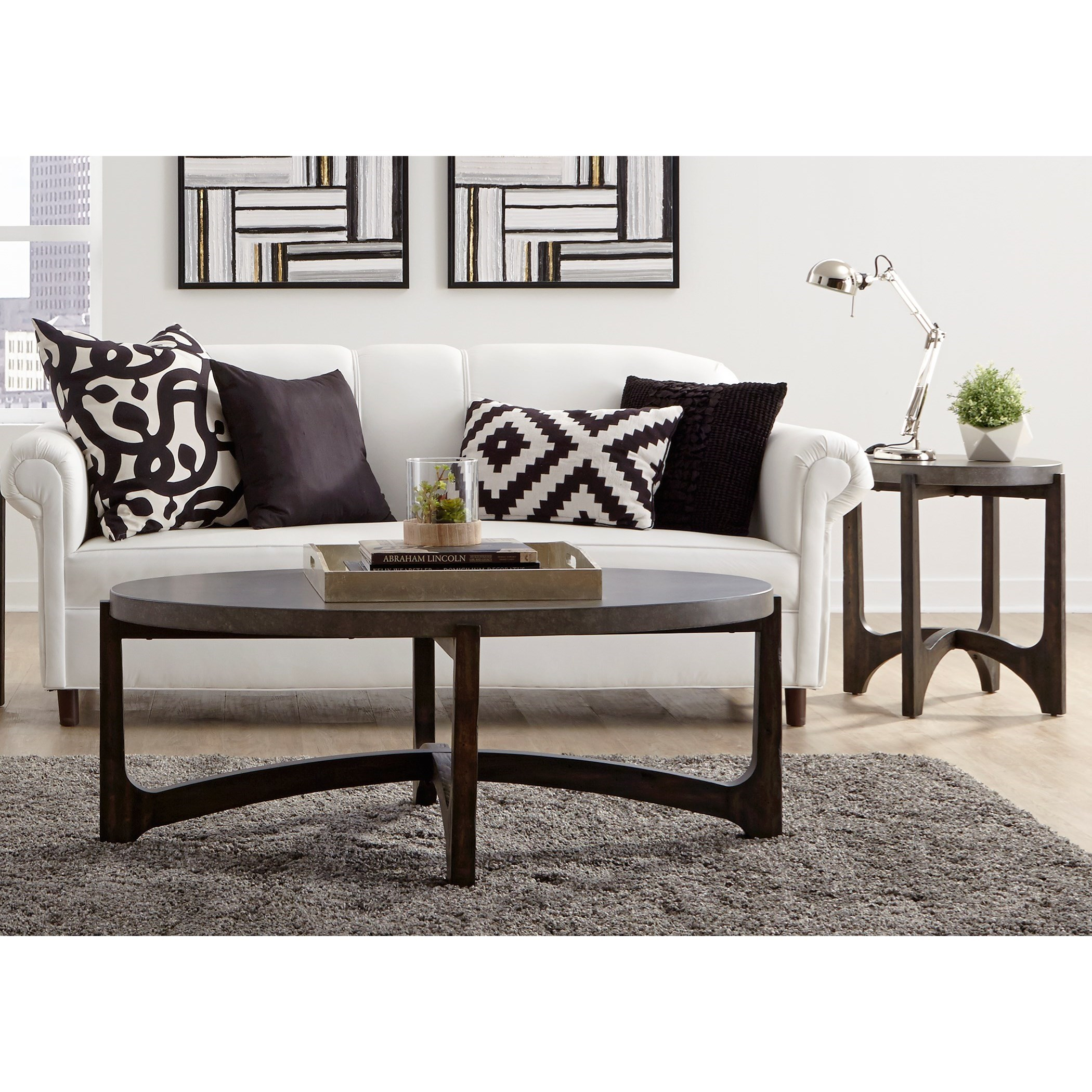 Cascade 3 Piece Occasional Table Group by Liberty Furniture at Johnny Janosik