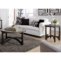Liberty Furniture Cascade 3 Piece Occasional Table Group - Item Number: 292-OT-O3PCS