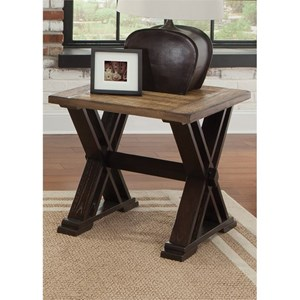 Liberty Furniture Catalina 105 End Table