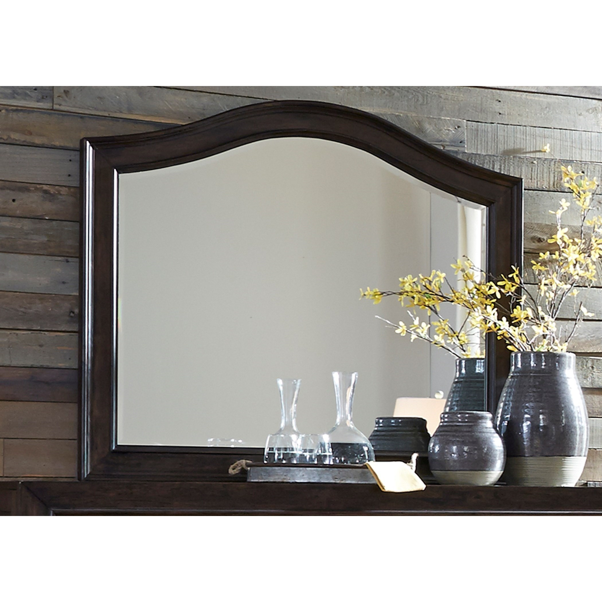 Catawba Hills Bedroom Mirror by Liberty Furniture at Northeast Factory Direct