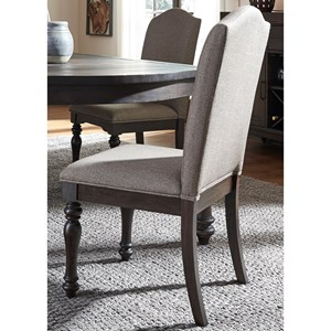 Liberty Furniture Catawba Hills Dining Upholstered Side Chair
