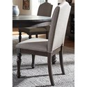 Liberty Furniture Catawba Hills Dining Upholstered Side Chair - Item Number: 816-C6501S