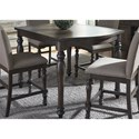 Liberty Furniture Catawba Hills Dining Gathering Table - Item Number: 816-GT4078
