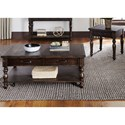 Liberty Furniture Catawba Hills Occassional Occasional Table Group - Item Number: 816-OT-3PCS