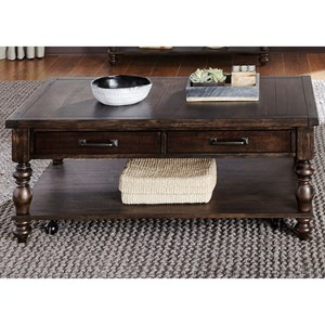 Liberty Furniture Catawba Hills Occassional Rectangular Cocktail Table