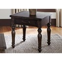 Liberty Furniture Catawba Hills Occassional End Table - Item Number: 816-OT1020