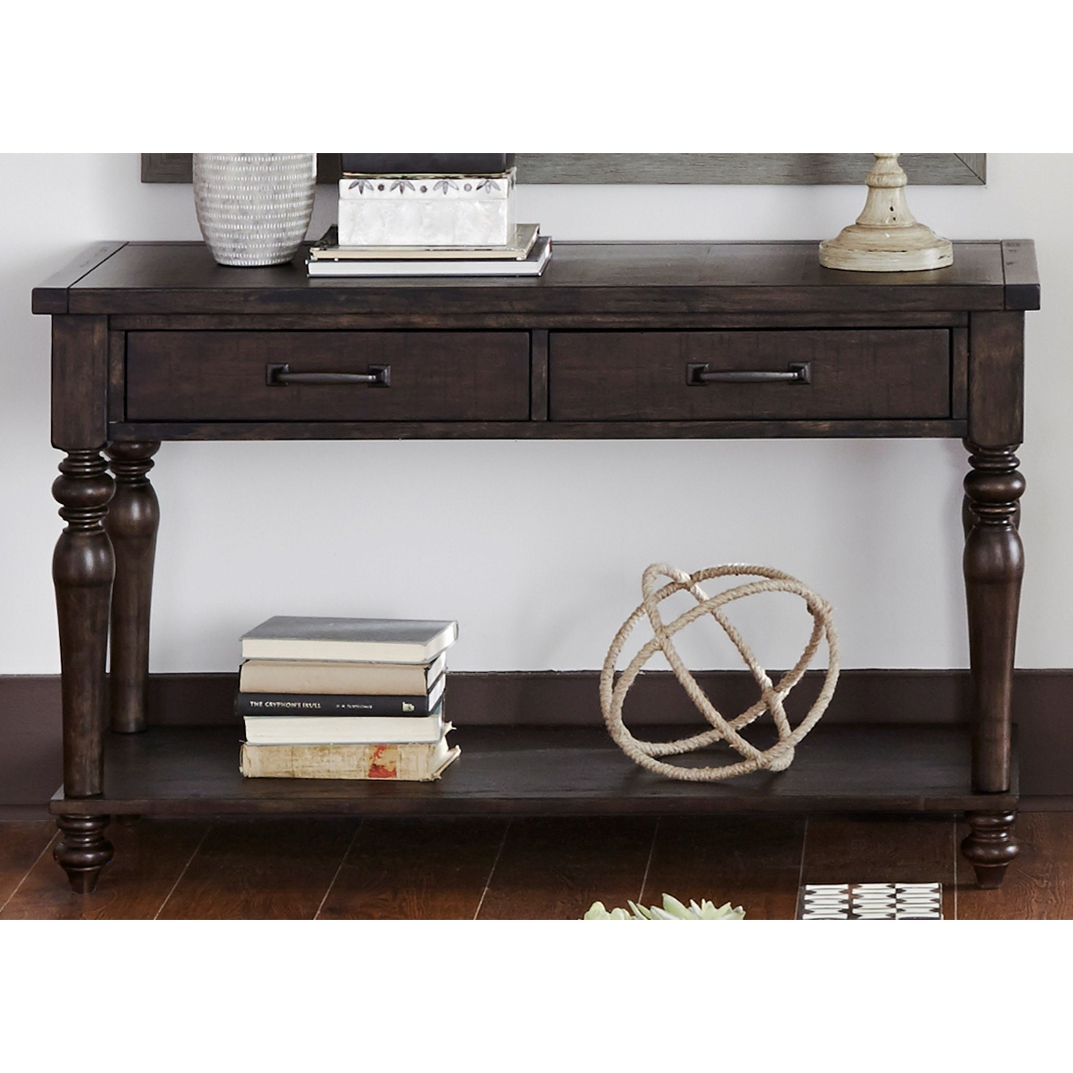 Liberty Furniture Catawba Hills Occassional Sofa Table - Item Number: 816-OT1030
