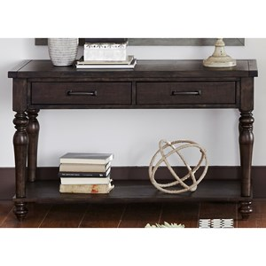 Liberty Furniture Catawba Hills Occassional Sofa Table