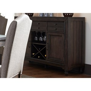 Liberty Furniture Catawba Hills Dining Dining Server