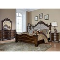 Liberty Furniture Chamberlain Court 8 Drawer Dresser & Mirror