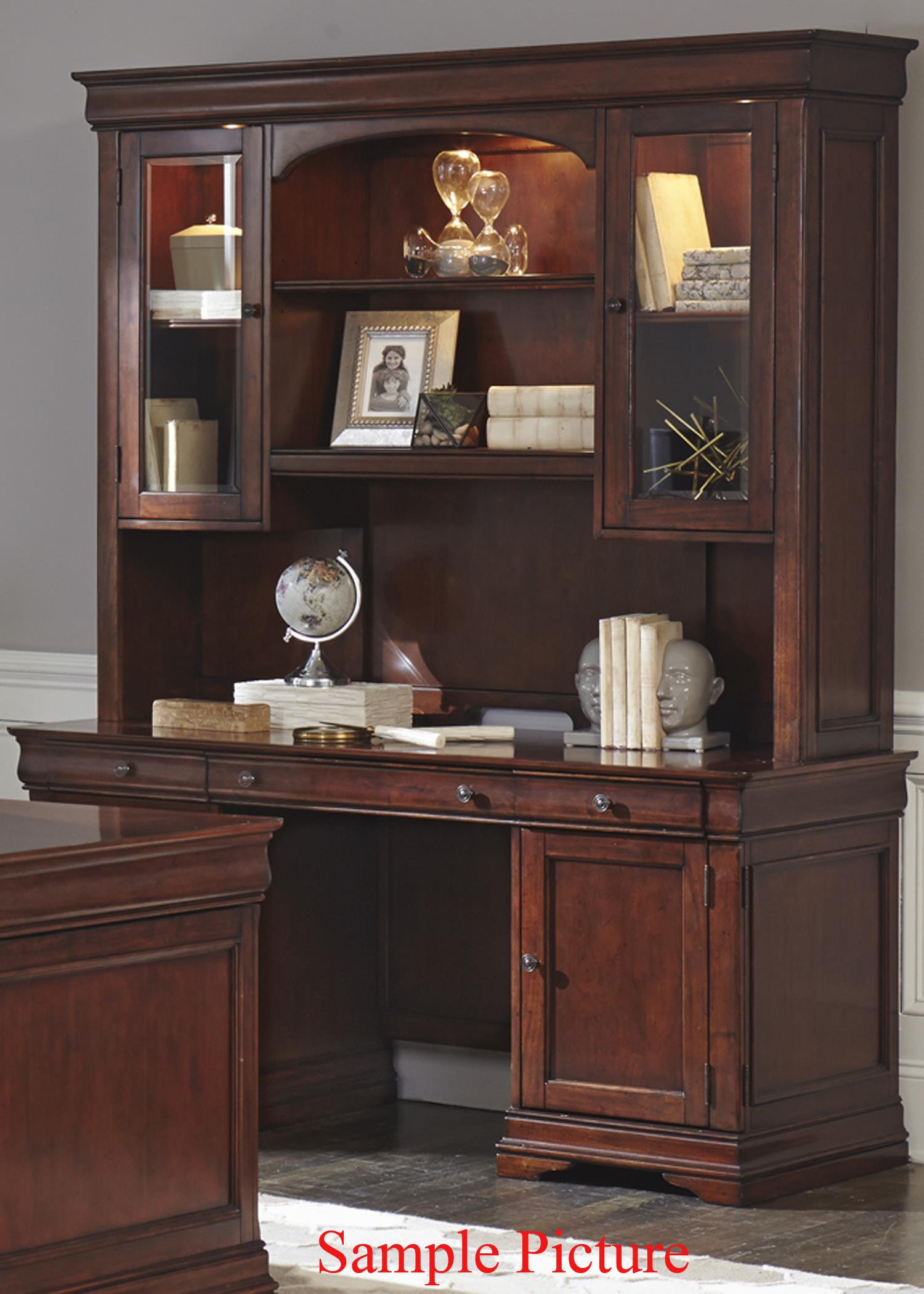 Liberty Furniture Chateau Valley Traditional Jr Executive