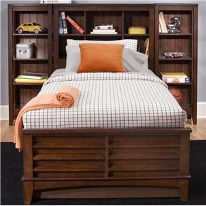 Liberty Furniture Chelsea Square Youth Twin Pier Bed