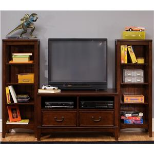 Liberty Furniture Chelsea Square Youth Wall Unit