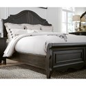Liberty Furniture Chesapeake Queen Sleigh Bed - Item Number: 493-BR-QSL