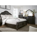 Liberty Furniture Chesapeake Queen Bedroom Group - Item Number: 493-BR-QSLDMC