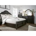 Liberty Furniture Chesapeake Queen Bedroom Group - Item Number: 493-BR-QSLDMC