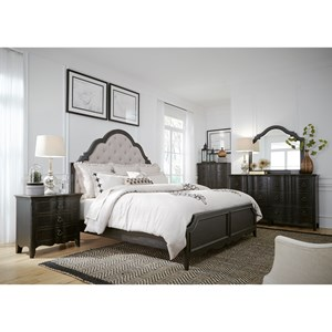 Liberty Furniture Chesapeake King Bedroom Group