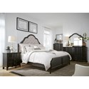 Liberty Furniture Chesapeake Queen Bedroom Group - Item Number: 493-BR-QUBDMN