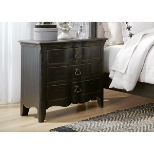 Liberty Furniture Chesapeake 3-Drawer Nightstand