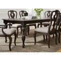 Liberty Furniture Chesapeake Rectangular Dining Table - Item Number: 493-T4004