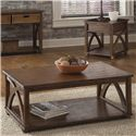Liberty Furniture Chesapeake Bay 3-Piece Table Set  - Item Number: 335-OT-SET05