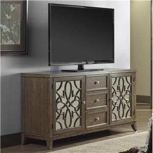 Liberty Furniture Claiborne Entertainment TV Console