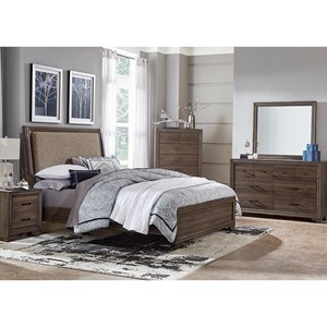 Liberty Furniture Clarksdale Queen Bedroom Group