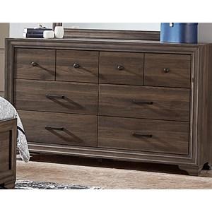 Liberty Furniture Clarksdale 6 Drawer Dresser