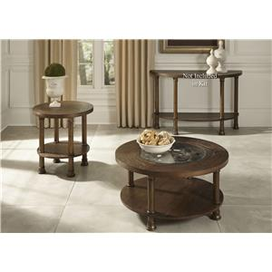 Liberty Furniture Clockworks 3 Piece Occasional Table Set