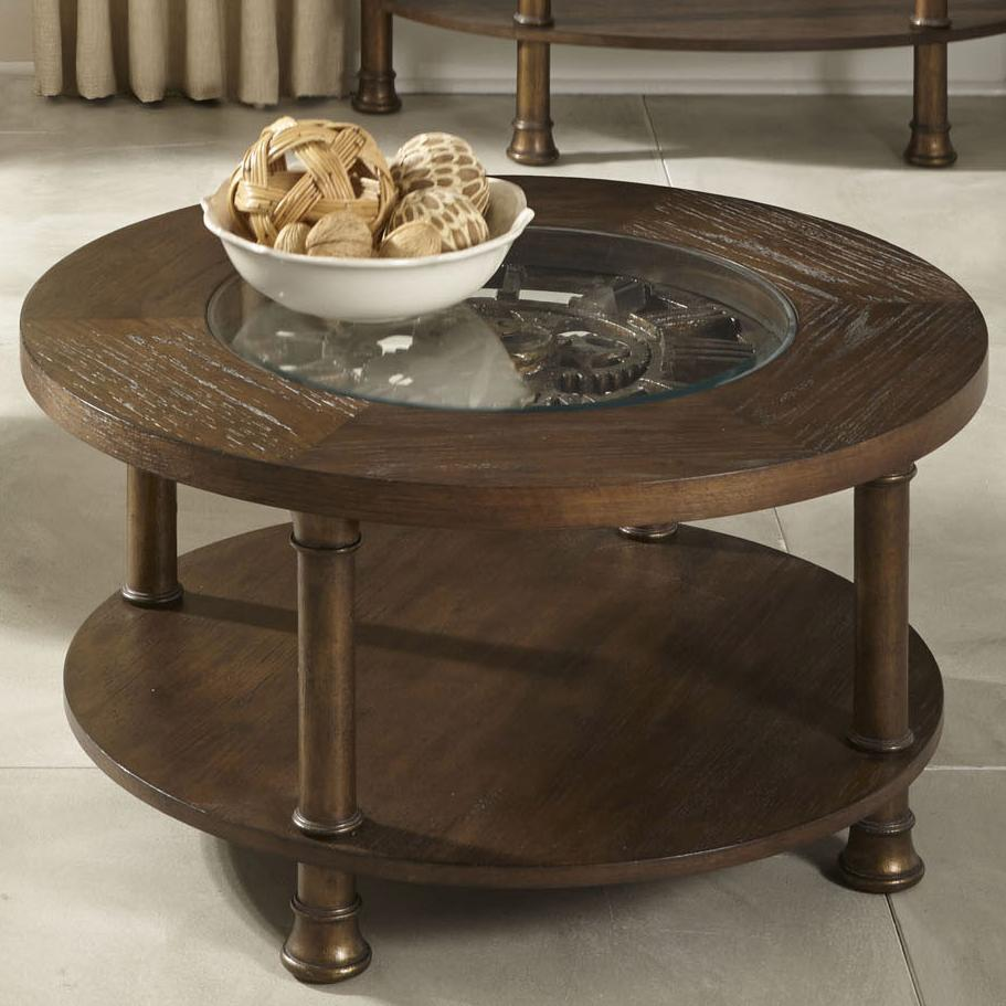 Liberty Furniture Clockworks Cocktail Table - Item Number: 123-OT1010