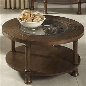 Liberty Furniture Clockworks Cocktail Table
