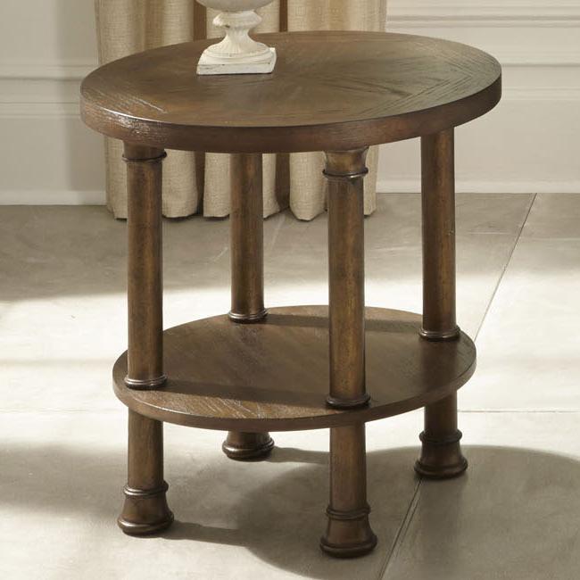Liberty Furniture Clockworks End Table - Item Number: 123-OT1020
