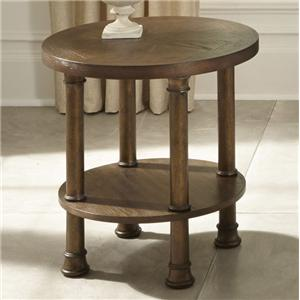 Liberty Furniture Clockworks End Table