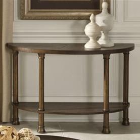 Liberty Furniture Clockworks Sofa Table - Item Number: 123-OT1030