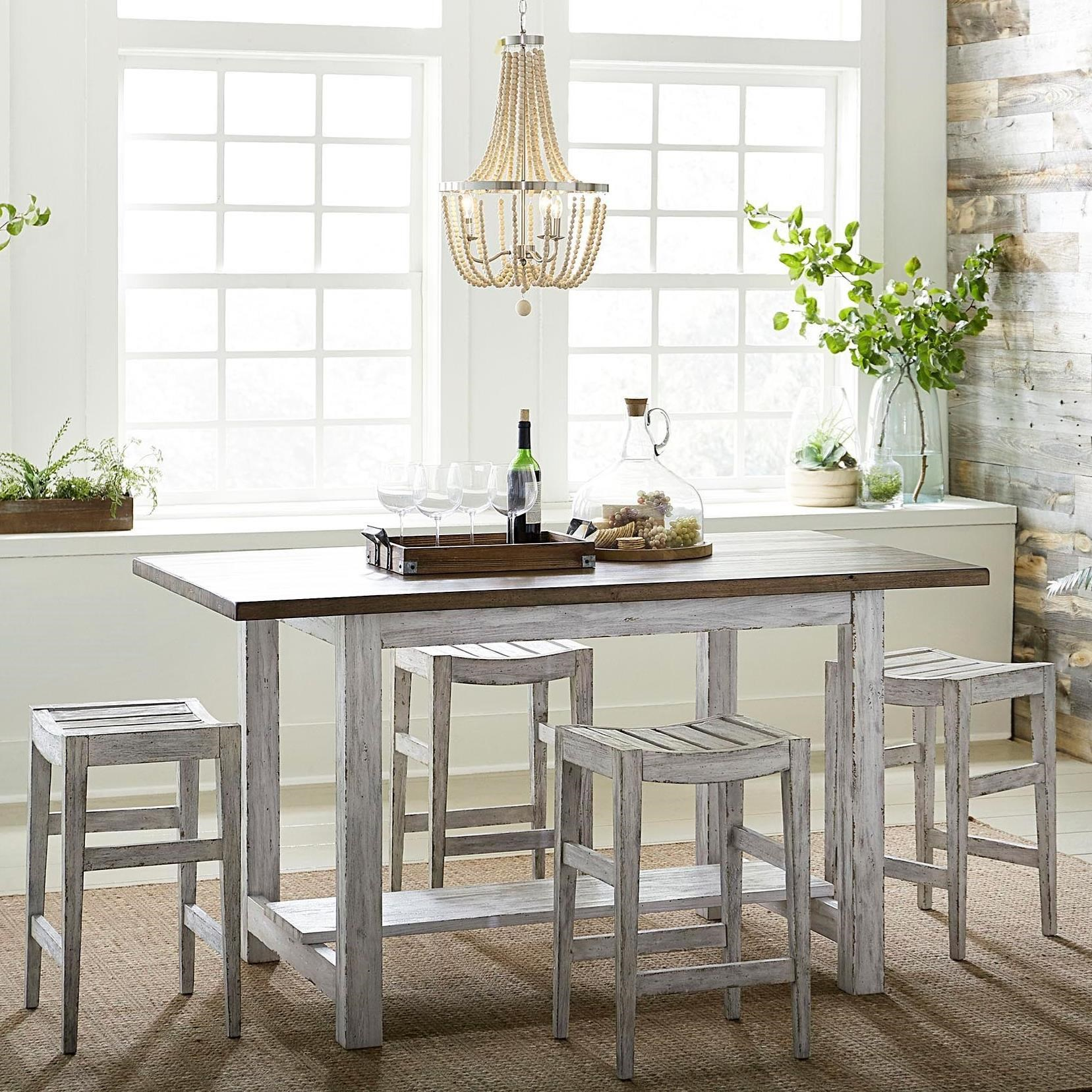 5-Piece Gathering Table Set